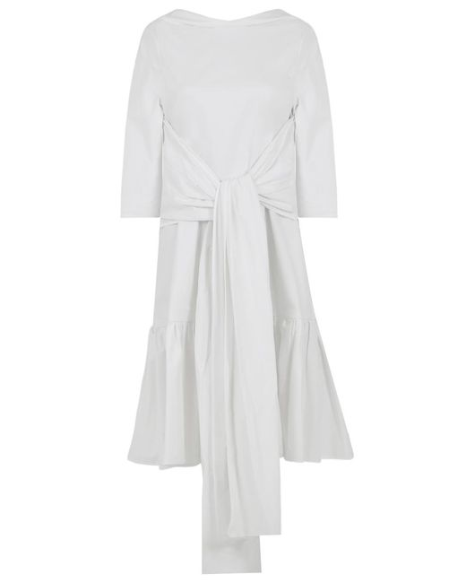 Maticevski - Accomplish Dress White - Lyst