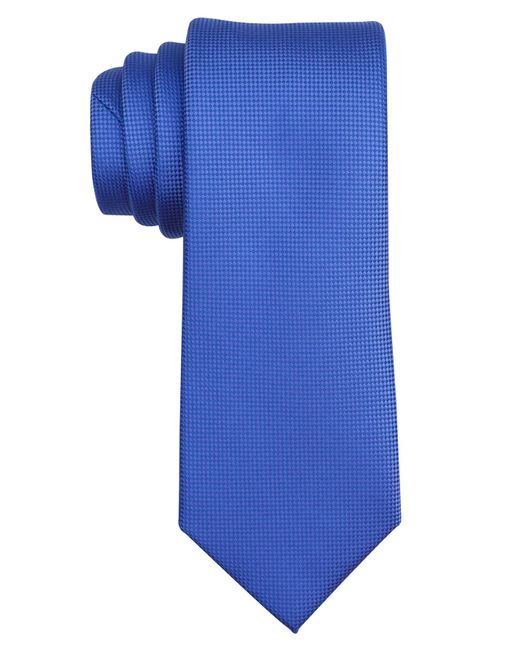 Perry Ellis - Blue Classic Oxford Solid Tie for Men - Lyst