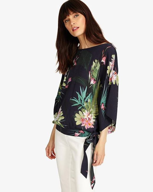 Phase Eight - Multicolor Mila Print Blouse - Lyst