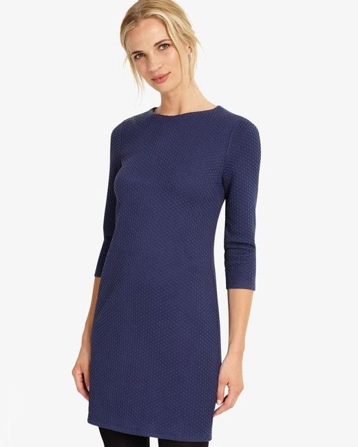 Phase Eight | Blue Tilly Tunic Dress | Lyst