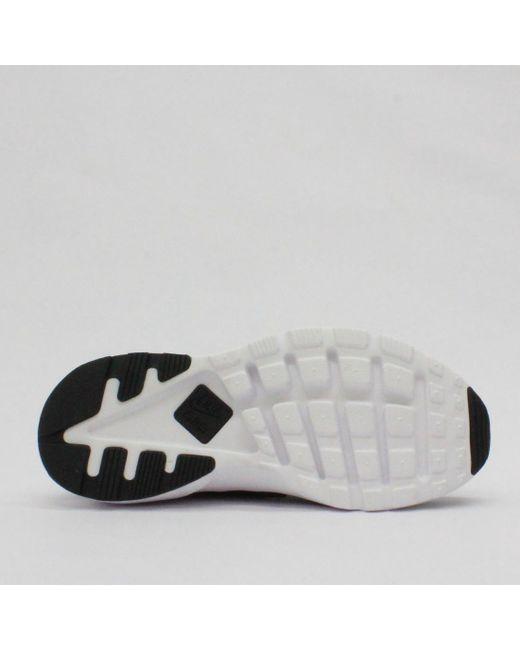 241c83e3293 ... Nike Trainers - Nike Air Huarache Run Ultra Se 875841 101 Black for Men  - Lyst