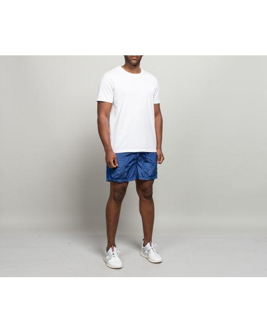 14278d427b8eb Stone Island - Short Length Nylon Metal Swim Shorts Pervinca Blue for Men -  Lyst ...