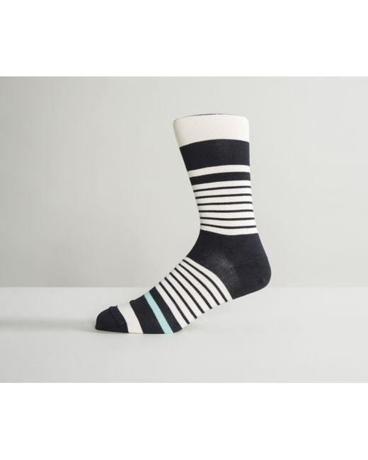 Paul Smith | 'raptoot' Patterned Socks Black for Men | Lyst