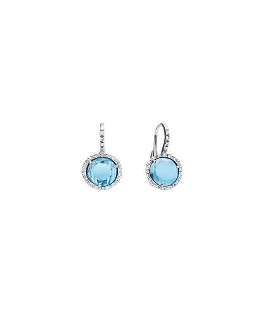 Pomellato | Blue Earrings Colpo Di Fulmine | Lyst