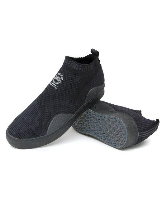 low priced c85ad d2d02 Adidas - Black 3st.002 Pk Primeknit Shoes for Men - Lyst ...