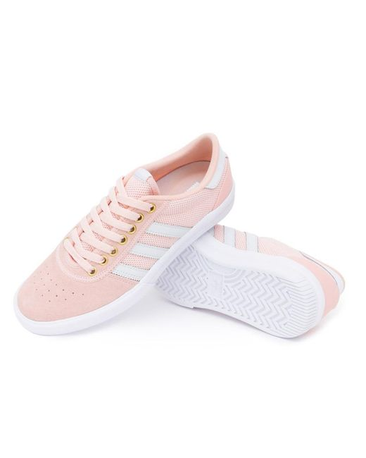 5293cf49031 Adidas - Pink Lucas Premiere Shoes for Men - Lyst ...