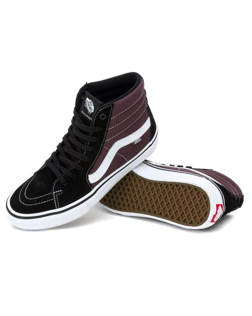 e87bfa0bcb7136 Vans - Multicolor Sk8-hi Pro Shoes for Men - Lyst ...