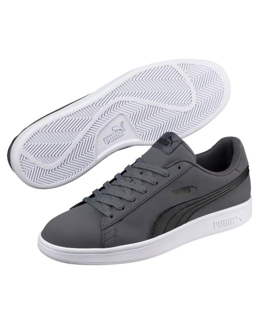 Lyst - PUMA Smash V2 Buck Sneaker in Black for Men - Save 34% 2393b5705