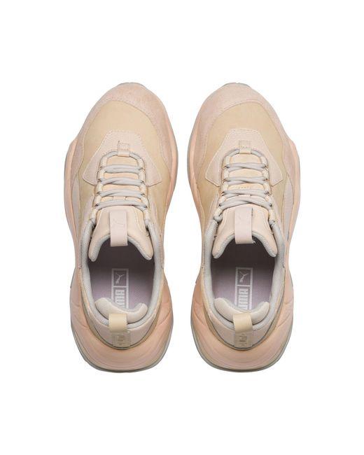 9896fa2b4fb ... Lyst PUMA - Natural Thunder Desert Women s Sneakers ...