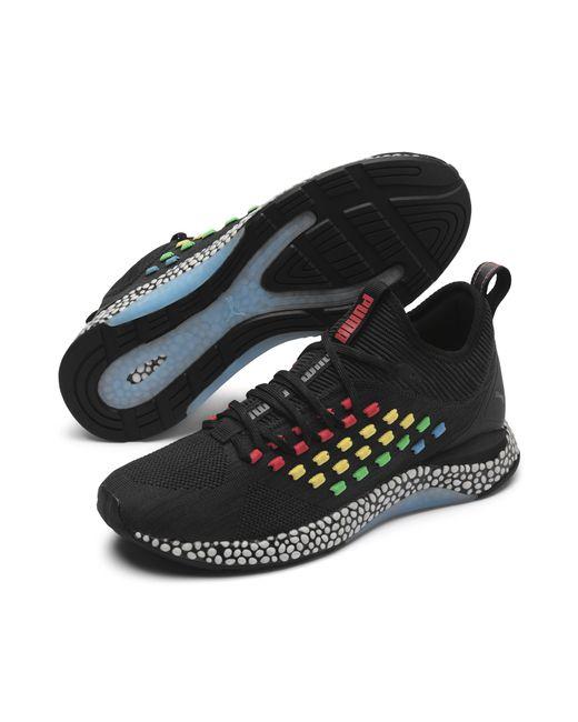 ... Lyst PUMA - Black Fusefit Heatmap Men s Running Shoes for Men ... 748e28d14