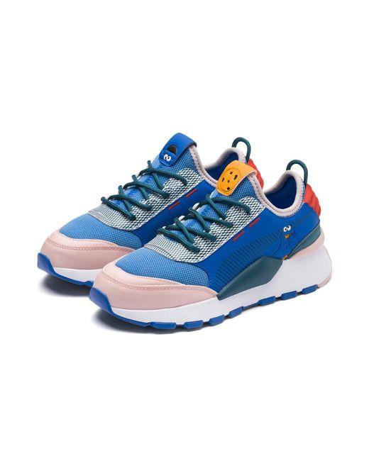 eceb623e0b7e71 ... PUMA - Blue Sesame Street 50 Rs-0 Sneakers Jr - Lyst ...