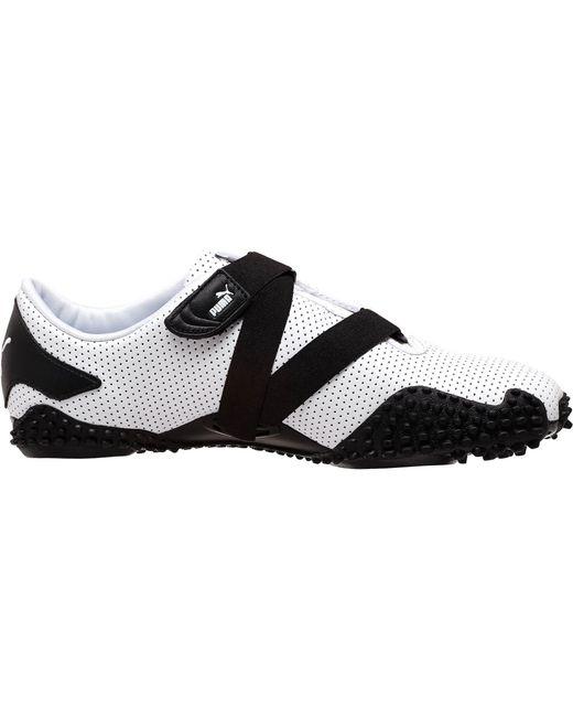 Puma Slip On White Shoes
