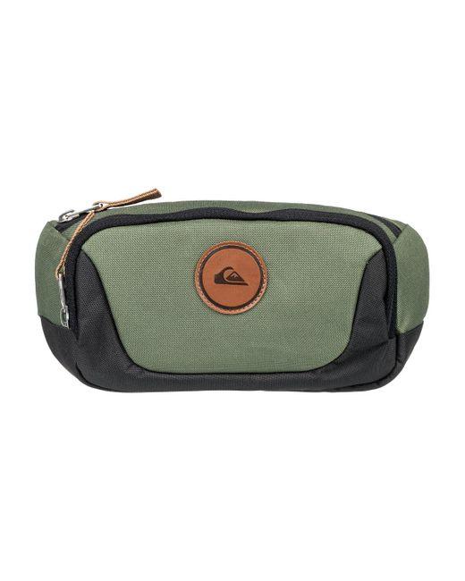 Quiksilver - Green Bum Bag for Men - Lyst ... 1a25638a009b0