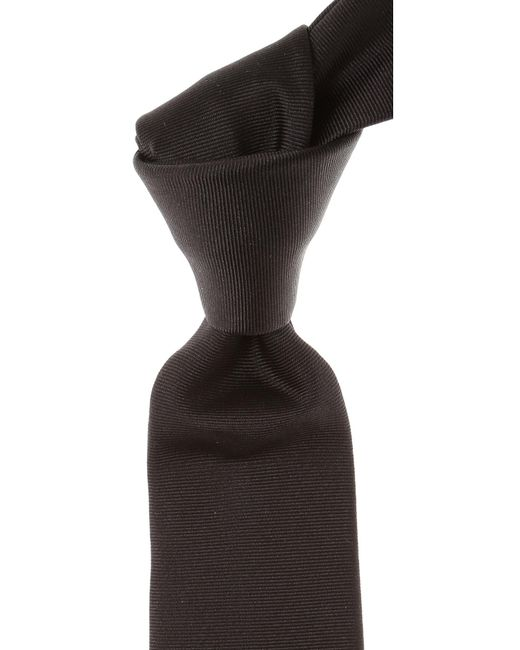 Givenchy - Black Ties On Sale for Men - Lyst