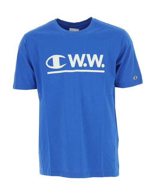 Champion - Blue Clothing For Men for Men - Lyst