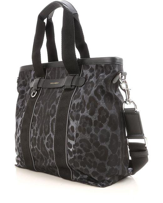 ... Lyst Dolce   Gabbana - Black Bags For Men for Men ... cfbaa81771014