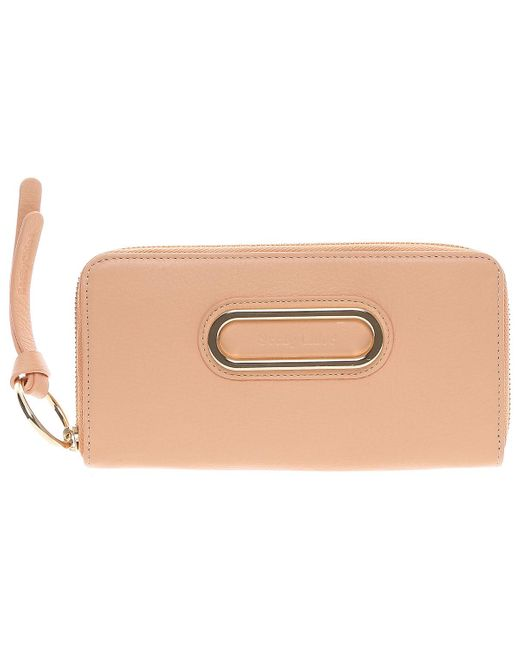 See By Chloé - Pink Wallet For Women - Lyst