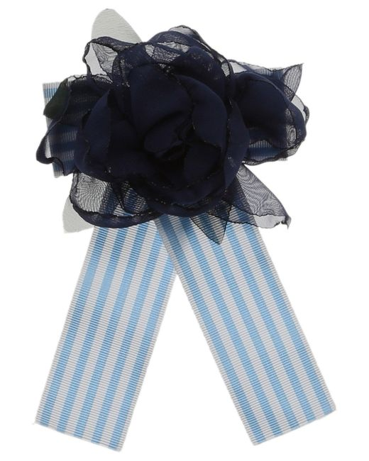 Twin Set - Blue Brooch And Pin For Women On Sale - Lyst