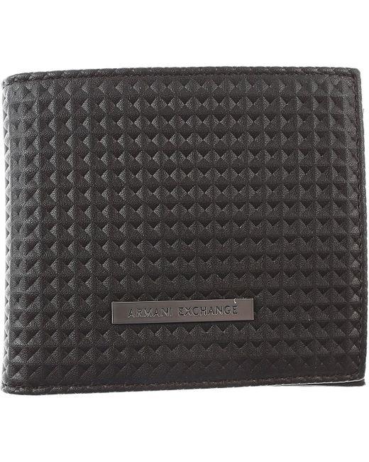 Armani Jeans - Black Porte-carte Homme Pas cher en Soldes for Men - Lyst ... 5789e85b6cd