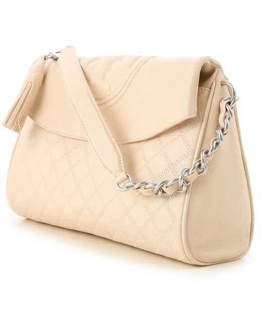 aefabdf4df12 ... Tory Burch - Natural Handbags - Lyst ...