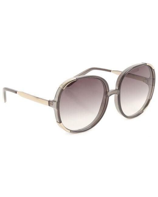 2978ff67a0 Chloé - Multicolor Gafas y Lentes de Sol Baratos en Rebajas - Lyst ...