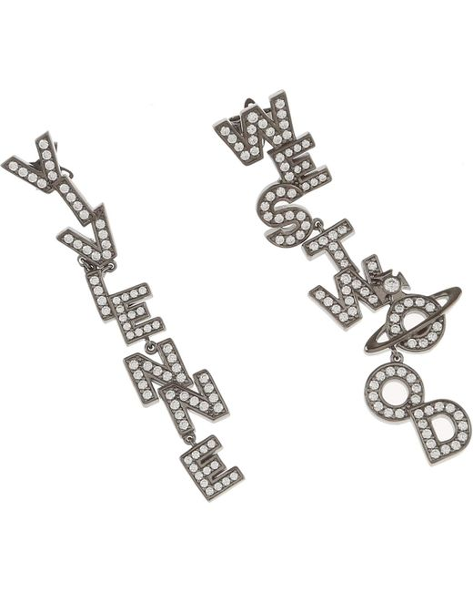 Vivienne Westwood | Metallic Womens Jewelry | Lyst
