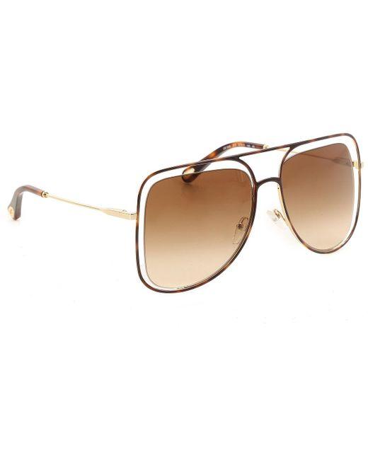 Chloé - Multicolor Sunglasses On Sale - Lyst