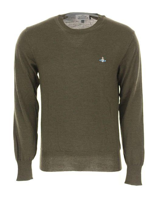 Vivienne Westwood - Green Sweater For Men Jumper for Men - Lyst