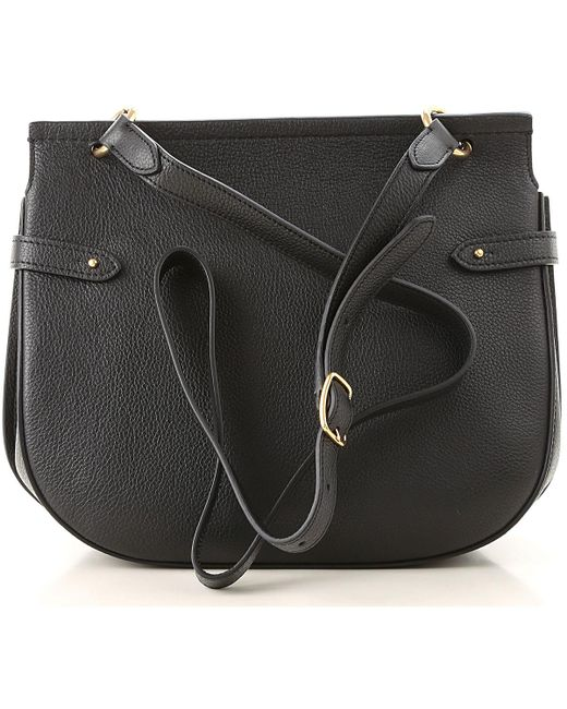 73779598f236 ... Mulberry - Black Tote Bag - Lyst ...