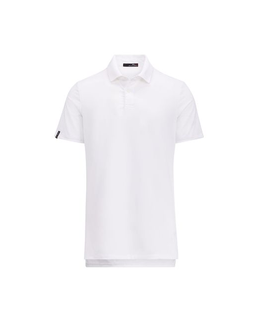 Ralph Lauren - White Tailored-fit Lightweight Polo for Men - Lyst