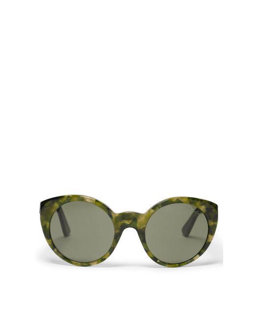 Ralph Lauren   Green Retro Cat Eye Sunglasses for Men   Lyst