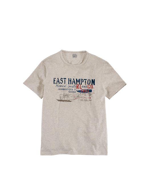 Polo Ralph Lauren | Gray Custom East Hampton T-shirt for Men | Lyst