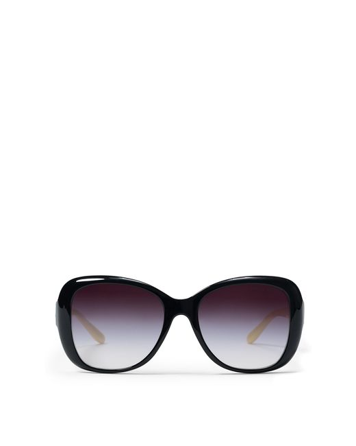 Pink Pony | Black Oversized Square Sunglasses | Lyst