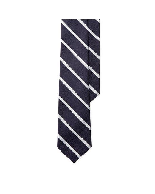 Polo Ralph Lauren | Blue Striped Silk Repp Tie for Men | Lyst