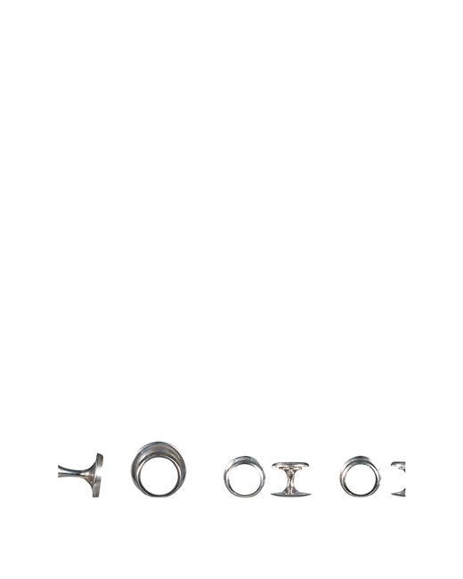 Ralph Lauren | Black Capstan Cuff Links & Stud Set for Men | Lyst
