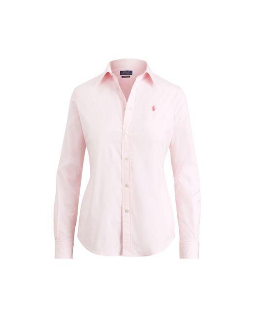 Polo Ralph Lauren | Multicolor Stretch Slim Button-down Shirt | Lyst