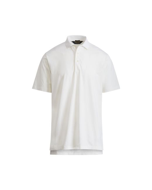 Ralph Lauren - White Active Fit Performance Polo for Men - Lyst
