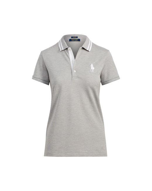 Ralph Lauren Golf | Gray Tailored Fit Golf Polo Shirt | Lyst