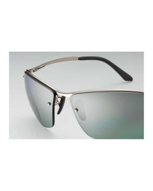 46299138c6 ... Ray-Ban - Gray Rb3544 Chromance for Men - Lyst ...