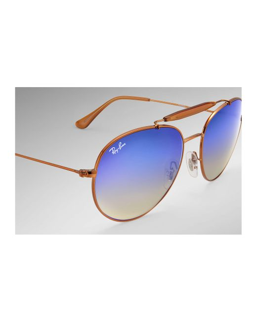 8bab978ee6 ... Ray-Ban - Blue Rb3540 for Men - Lyst ...
