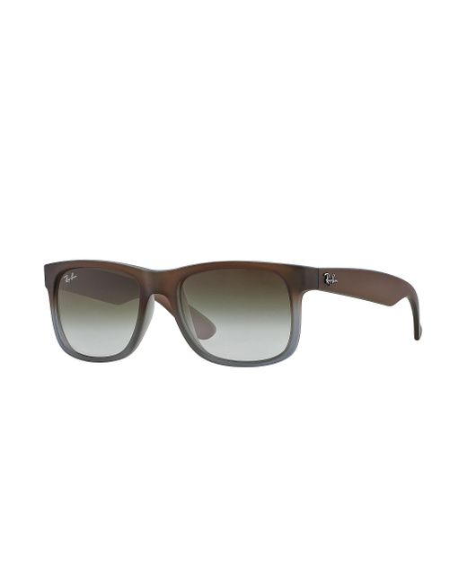 Ray-Ban - Brown Justin Classic for Men - Lyst