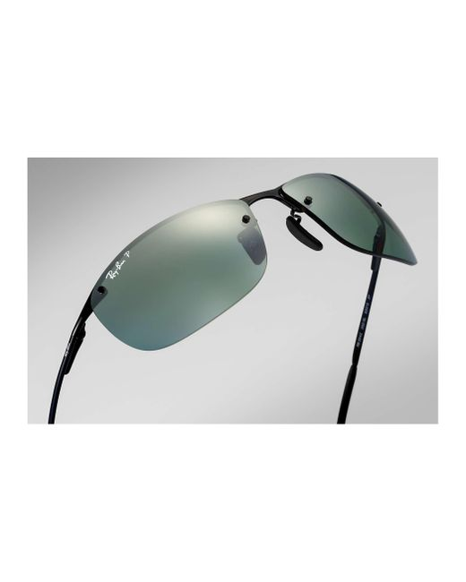 4de6325f67 ... Ray-Ban - Gray Rb3542 Chromance for Men - Lyst ...