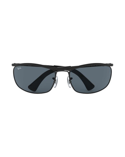 28aa7e9653 ... Ray-Ban - Blue Olympian for Men - Lyst ...