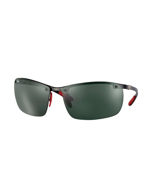 7e6f1ef597 Ray-Ban - Green Rb8305m for Men - Lyst ...