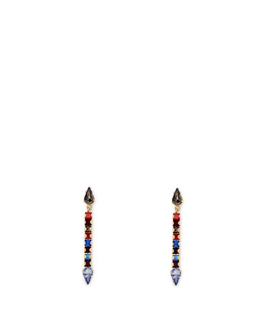 Rebecca Minkoff | Multicolor Clara Stone Stick Earring | Lyst
