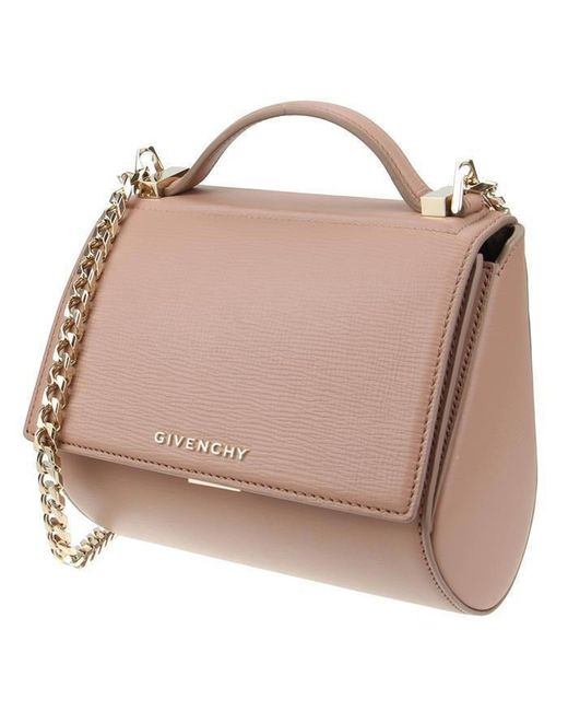 8af7f1a2adf0 ... Givenchy - Brown Chain Pandora Box - Lyst ...