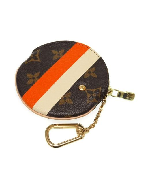 Louis Vuitton M Walletcoin Pocket Monogram Groom Porte - Groom porte