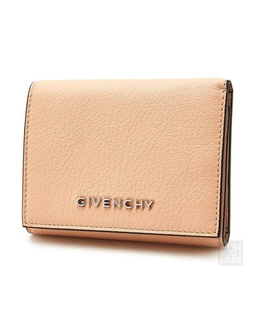 Givenchy - Orange Women's Bifold Wallet - Lyst