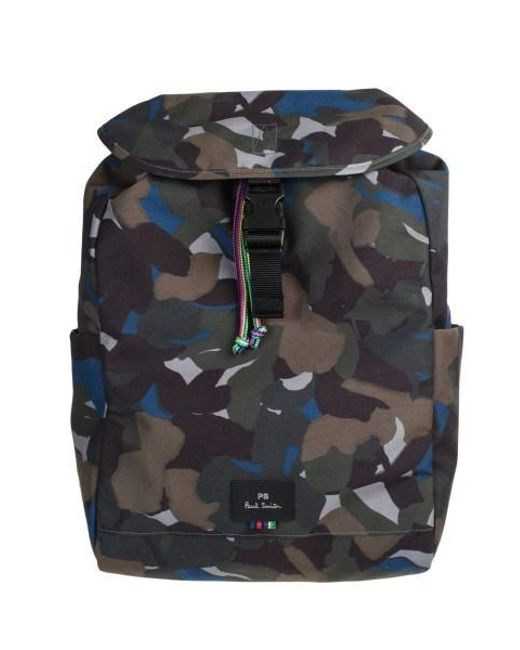 Paul Smith - Multicolor Fantasy Backpack for Men - Lyst ... 925d4f1e8