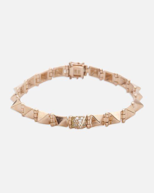 Anita Ko - Multicolor Small Spike Diamond Bracelet - Lyst
